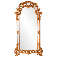 Howard Elliott Collection 92024O Imperial 85 X 44 inch Orange Wall Mirror, Rectangle photo thumbnail