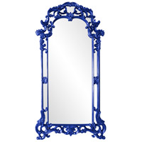 Howard Elliott Collection 92024RB Imperial 85 X 44 inch Royal Blue Wall Mirror, Rectangle photo thumbnail