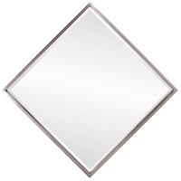 Howard Elliott Collection 92039 Isa 40 X 40 inch Bright Nickel Wall Mirror, Square alternative photo thumbnail