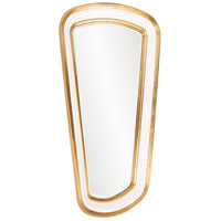 Howard Elliott Collection 92156 Darius 60 X 36 inch Gold Leaf Wall Mirror, Rectangle alternative photo thumbnail
