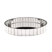 Howard Elliott Collection 99034 Signature Tray, Mirrored