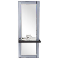 Howard Elliott Collection 99039 Emerson 24 X 6 inch Ice Blue Wall Mirror, Mirrored photo thumbnail