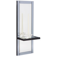 Howard Elliott Collection 99039 Emerson 24 X 6 inch Ice Blue Wall Mirror, Mirrored alternative photo thumbnail