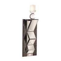 Signature 9 inch Smoky Acid Treatment Wall Sconce Wall Light