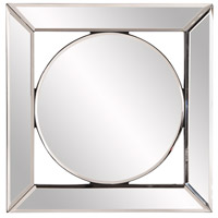 Lula 12 X 12 inch Mirror Home Decor, Square, Mirrored