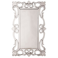 Howard Elliott Collection 99087 Rebecca 47 X 29 inch Wall Mirror, Mirrored photo thumbnail