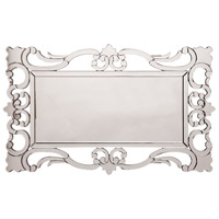 Howard Elliott Collection 99087 Rebecca 47 X 29 inch Wall Mirror, Mirrored alternative photo thumbnail