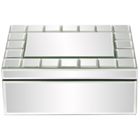Signature 11 X 8 inch Jewelry Box, Mirrored