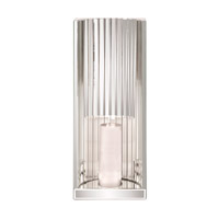 Signature 10 inch Wall Sconce Wall Light, Mirrored
