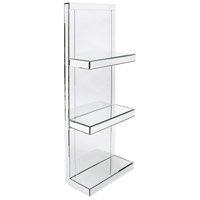 Howard Elliott Collection 99138 Signature 42 X 16 X 8 inch Shelf, Mirrored