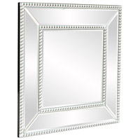 Howard Elliott Collection 99173 Bijou 20 X 20 inch Wall Mirror, Square, Glass Beaded Trim alternative photo thumbnail