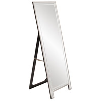 Howard Elliott Collection 99184 Micah 63 X 21 inch Floor Mirror, Rectangle, Beaded Glass Trim photo thumbnail