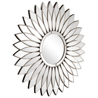 Howard Elliott Collection 99185 Daisy 31 X 31 inch Clear Wall Mirror alternative photo thumbnail
