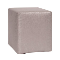 Howard Elliott Collection C128-237 Glam Gray Cube Cover, Universal Cube photo thumbnail