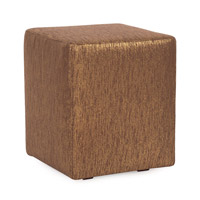 Howard Elliott Collection C128-293 Glam Dark Chocolate Cube Cover, Universal Cube photo thumbnail