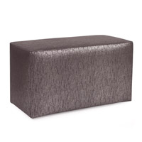 Howard Elliott Collection C130-236 Glam Graphite Bench Cover photo thumbnail