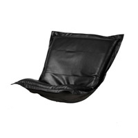 Howard Elliott Collection C300-194 Avanti Black Chair Cover photo thumbnail