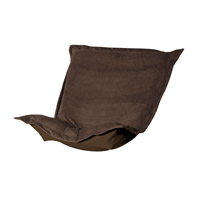 Howard Elliott Collection C300-220 Bella Deep Chocolate Brown Chair Cover photo thumbnail