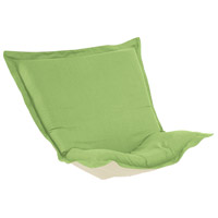 Howard Elliott Collection C300-645 Scroll Puff Grass Green Chair Cover