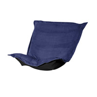 Howard Elliott Collection C300-972 Bella Bold Royal Blue Chair Cover photo thumbnail