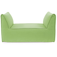 Howard Elliott Collection C839-645 Pod Grass Green Bench Cover