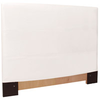 Avanti White Queen Slipcovered Headboard