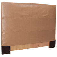 Avanti Bronze King Slipcovered Headboard