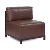 Howard Elliott Collection K920M-192 Axis Dark Brown Accent Chair photo thumbnail