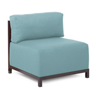 Howard Elliott Collection K920M-200 Sterling Light Blue Accent Chair Home Decor