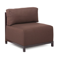 Howard Elliott Collection K920M-202 Sterling Rich Chocolate Brown Accent Chair Home Decor