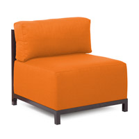 Howard Elliott Collection K920M-229 Sterling Orange Accent Chair Home Decor
