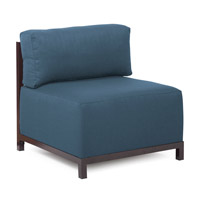 Howard Elliott Collection K920M-230 Axis Indigo Blue Accent Chair Home Decor