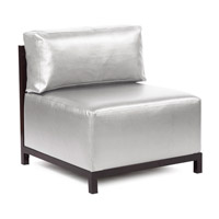 Howard Elliott Collection K920M-788 Axis Silver Accent Chair photo thumbnail