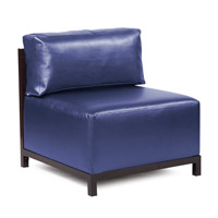 Howard Elliott Collection K920M-873 Axis Blue Accent Chair photo thumbnail