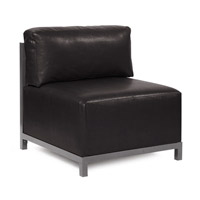 Howard Elliott Collection K920T-194 Axis Black Accent Chair photo thumbnail