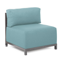 Howard Elliott Collection K920T-200 Sterling Light Blue Accent Chair Home Decor