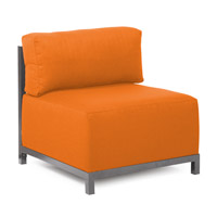 Howard Elliott Collection K920T-229 Sterling Orange Accent Chair Home Decor