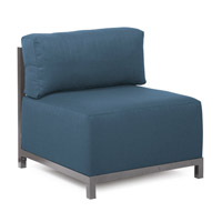 Howard Elliott Collection K920T-230 Axis Indigo Blue Accent Chair photo thumbnail