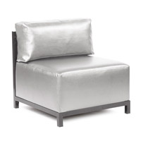 Howard Elliott Collection K920T-770 Axis Silver Accent Chair photo thumbnail