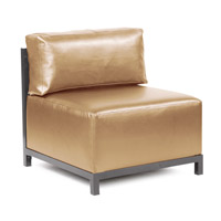 Howard Elliott Collection K920T-880 Axis Gold Accent Chair photo thumbnail