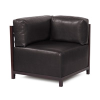 Howard Elliott Collection K921M-194 Axis Black Accent Chair photo thumbnail