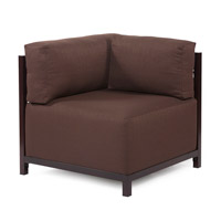 Howard Elliott Collection K921M-202 Sterling Rich Chocolate Brown Accent Chair Home Decor