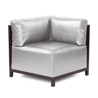 Howard Elliott Collection K921M-788 Axis Silver Accent Chair photo thumbnail