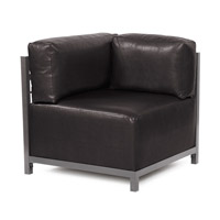 Howard Elliott Collection K921T-194 Axis Black Accent Chair photo thumbnail