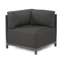 Howard Elliott Collection K921T-201 Sterling Charcoal Gray Accent Chair Home Decor