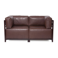 Howard Elliott Collection K922M-192 Axis Dark Brown Sofa photo thumbnail