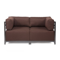 Howard Elliott Collection K922T-202 Sterling Rich Chocolate Brown Sofa