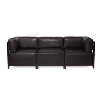 Howard Elliott Collection K923M-194 Axis Black Sofa photo thumbnail