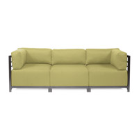 Howard Elliott Collection K923T-204 Axis Willow Green Sofa photo thumbnail