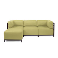 Howard Elliott Collection K924M-204 Axis Willow Green Sofa photo thumbnail
